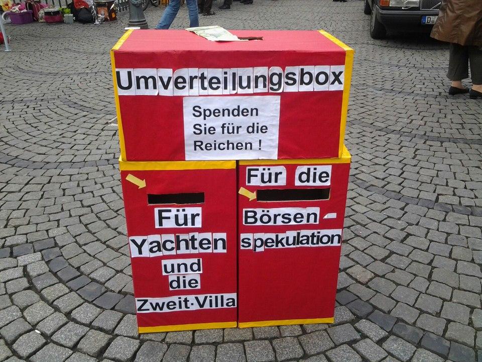 DüsseldorfUmfairteilen