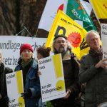 Aktion gegen Gorleben als Endlager. Foto: Andreas Conradt / PubliXviewing