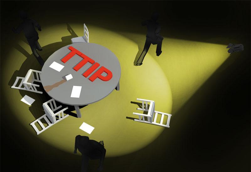 Spot an - TTIP aus! Der Campact Video-Wettbewerb, Ill.: Campact