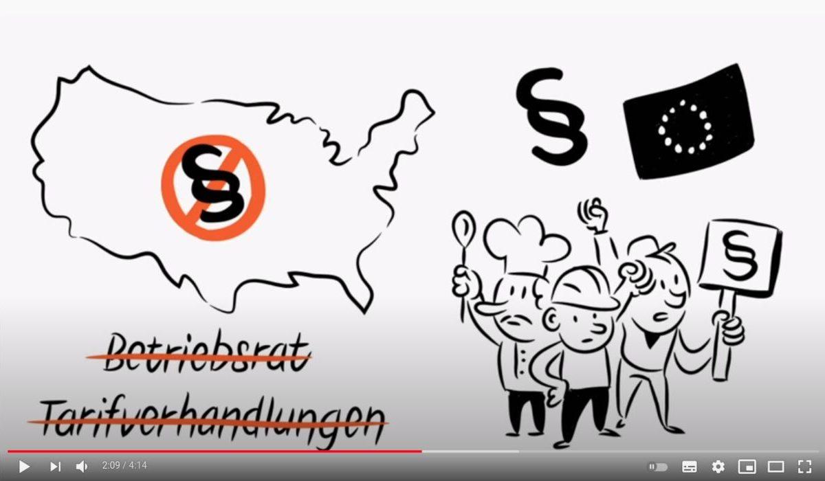 YouTube-Screenshot: Freihandelsabkommen TTIP stoppen!