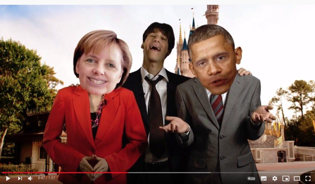 Merkel und Obama wollen uns von TTIP überzeugen