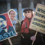 Snowden-Aktion