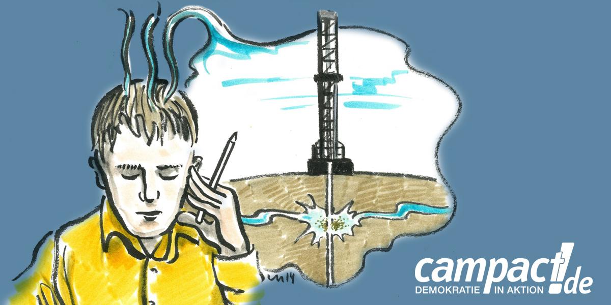 Fracking Gedankenexperiment