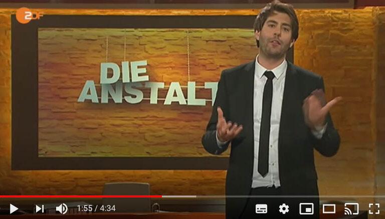 Screenshot Youtubevideo: Dieses Video zeigt: Wer NSA sagt muss auch BND sagen