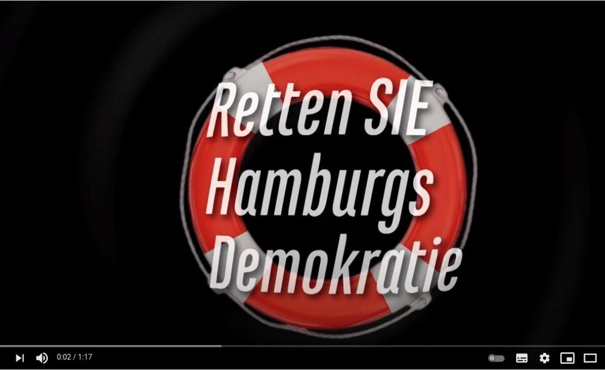 Screenshot YouTube - TTIP und CETA: Retten Sie Hamburgs Demokratie