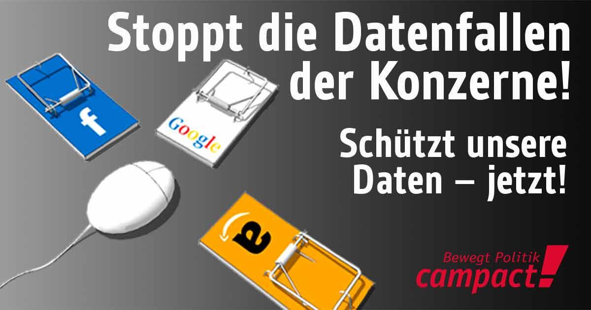 blog datenschutz