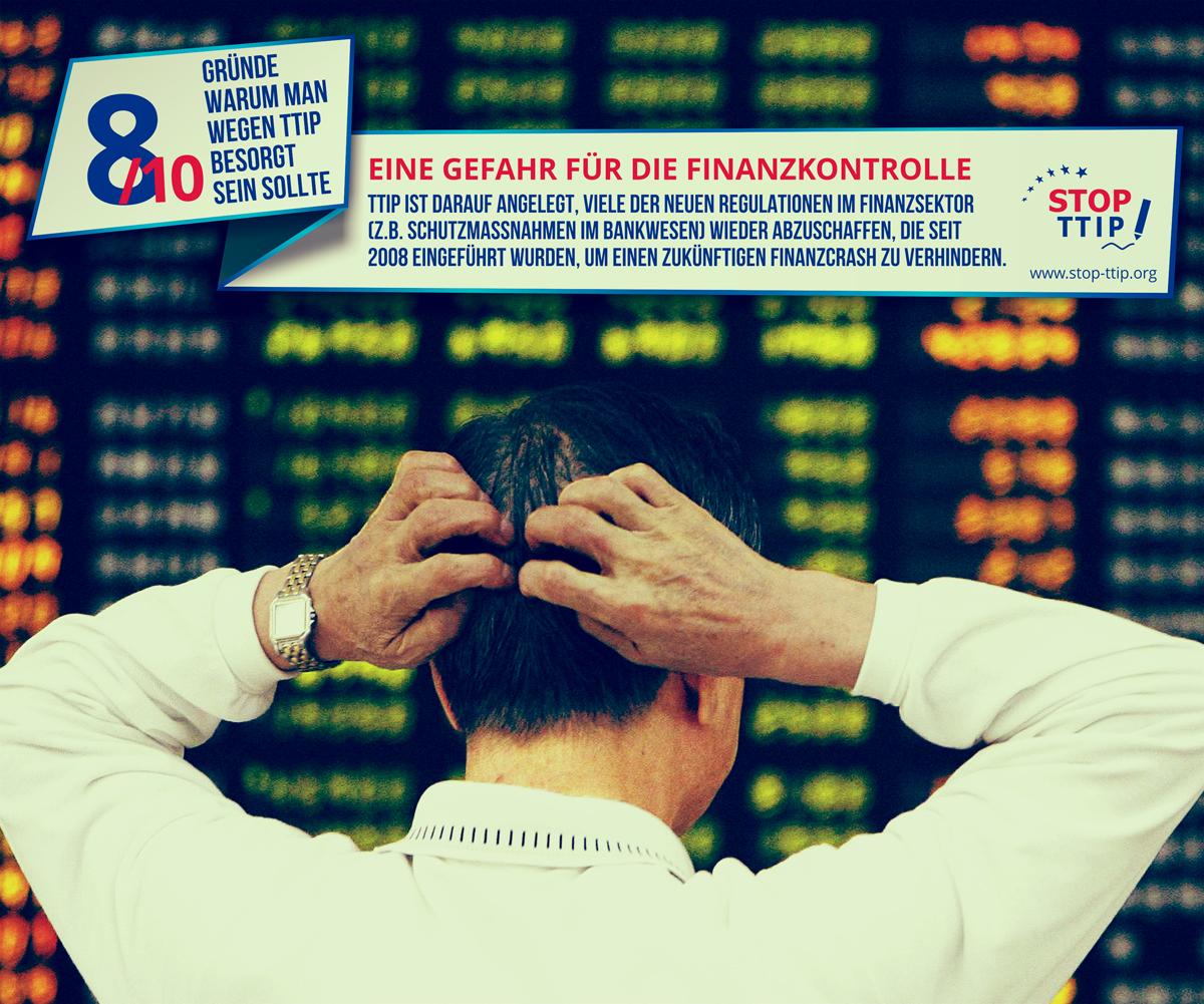 TTIP: Gefahr für die Finanzkontrolle. Grafik: stop-ttip.org