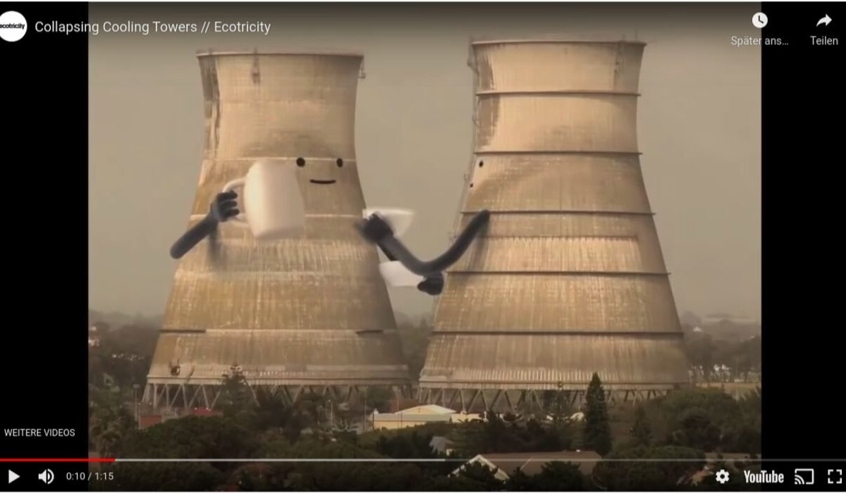 YouTube-Screenshot: Wind und Sonne schlagen Kohle weltweit!