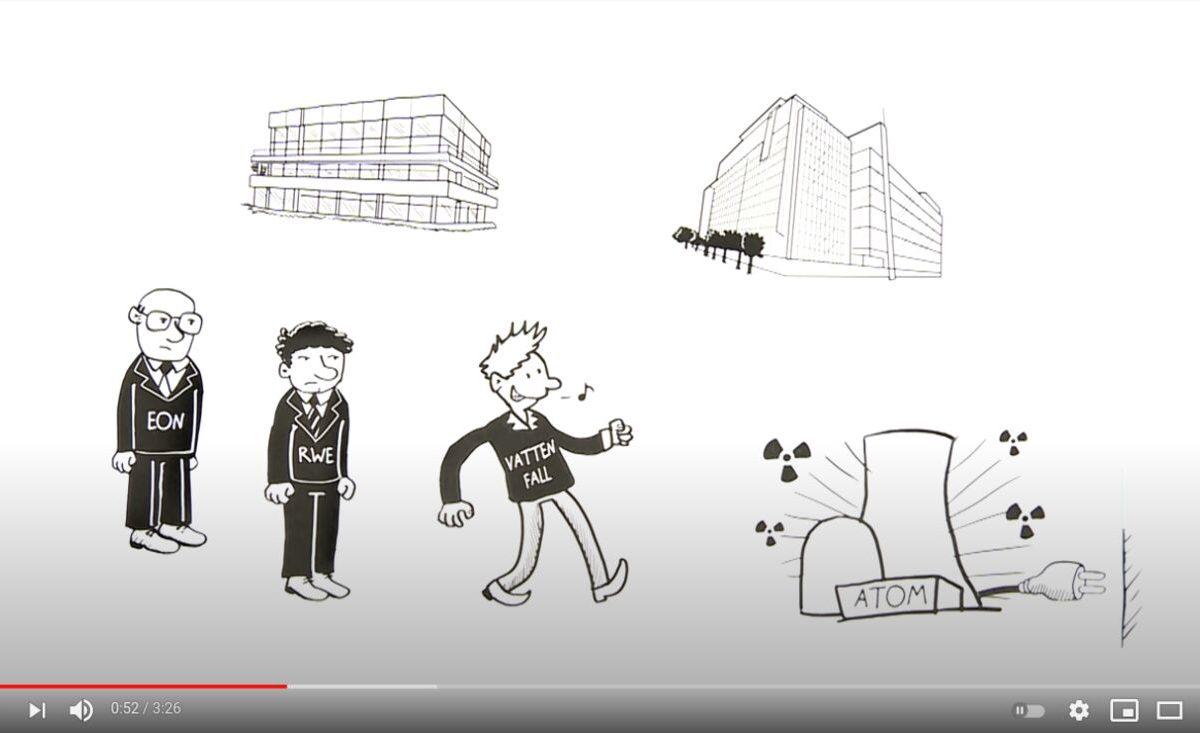 YouTube-Screenshot - Campact informiert: ISDS - Das Unrechtssystem der Konzerne