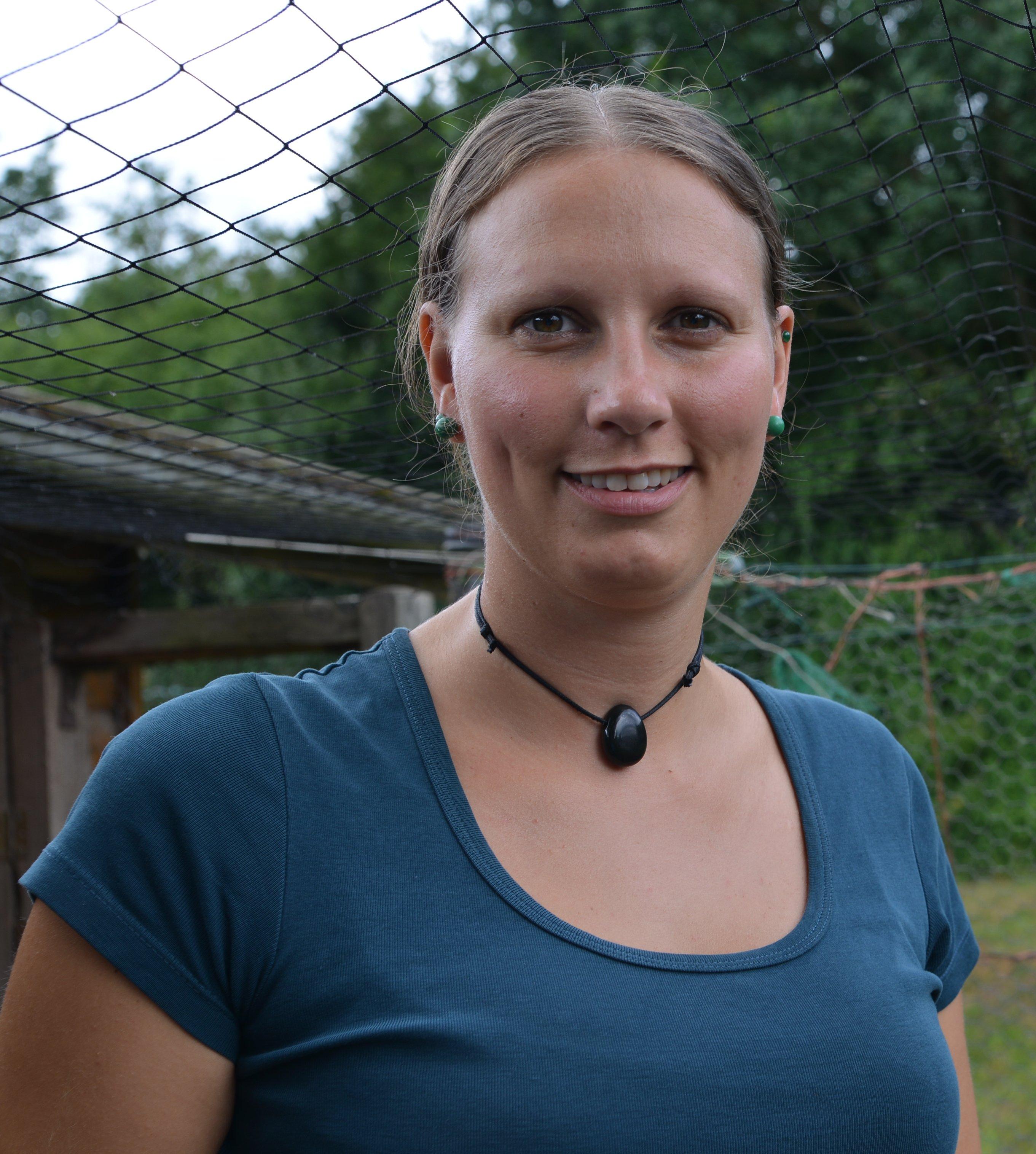 Janine für Blog