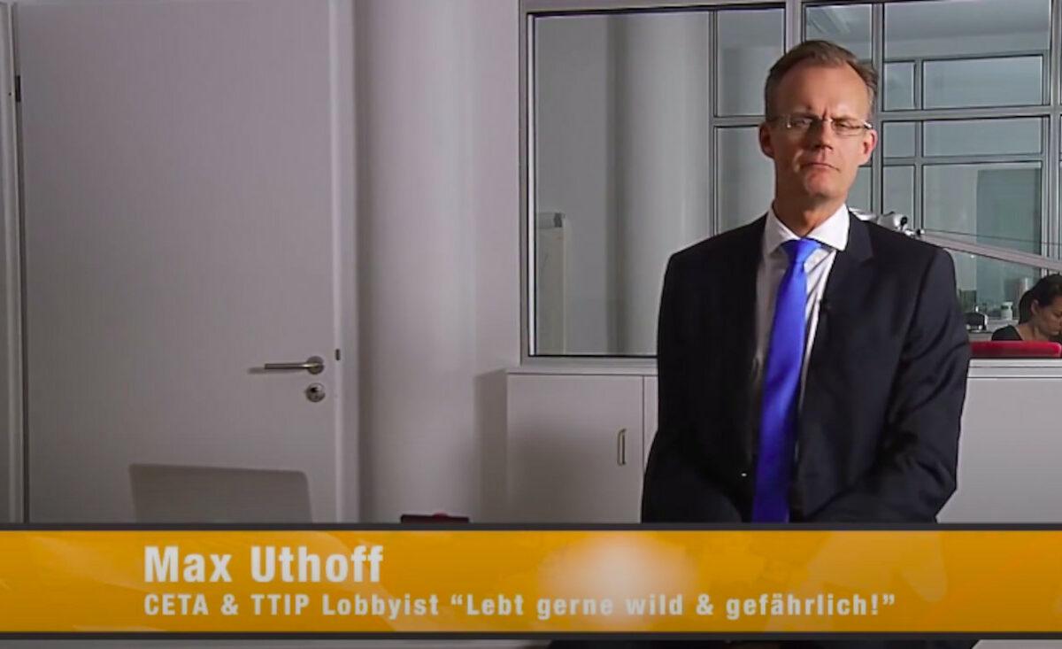 Videovorschau: CETA - Vorfreude bei Lobbyisten.