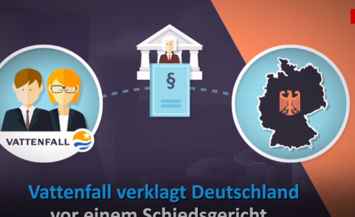 Videovorschau: Vattenfall verklagt Deutschland