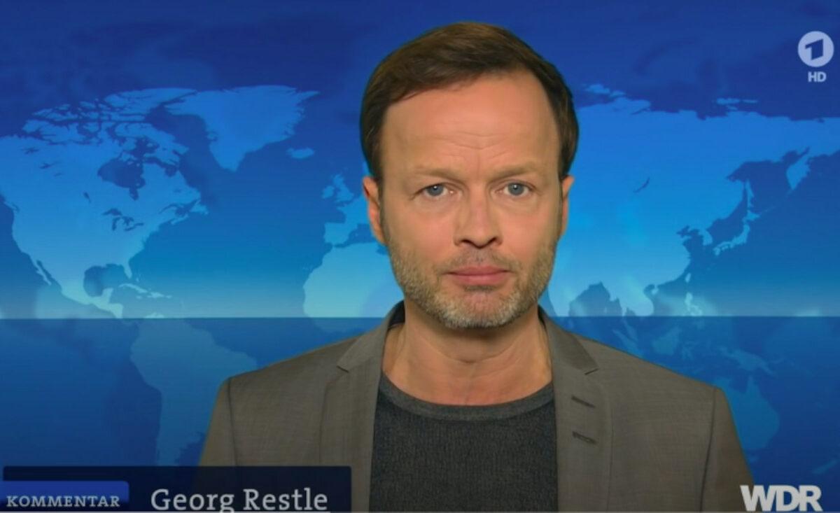 Videovorschau: Georg Restle kommentiert Abschiebung nach Afghanistan.