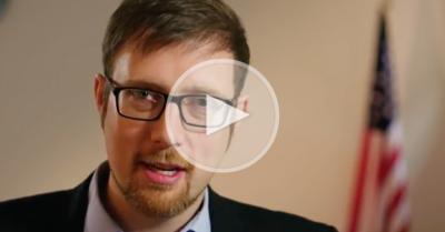 Ben Wikler von MoveOn.org (USA) zur Präsidentschaft von Donald Trump