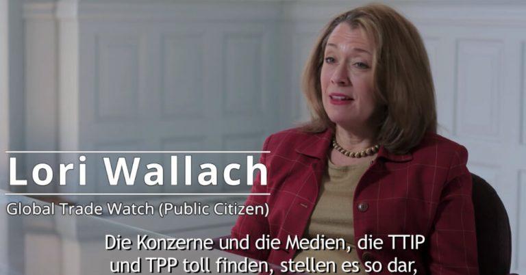 US-Handelsexpertin Lori Wallach erklärt, warum Trump nichts mit dem Scheitern von TTIP zu tun hat