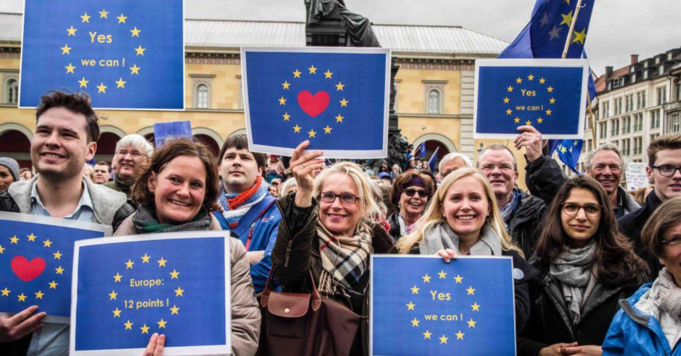 Es ist unser Europa!