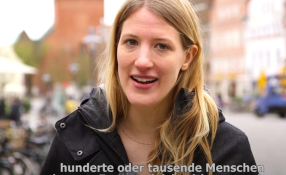 Videovorschau: Unterschriften sammeln für Glyphosat-Verbot.