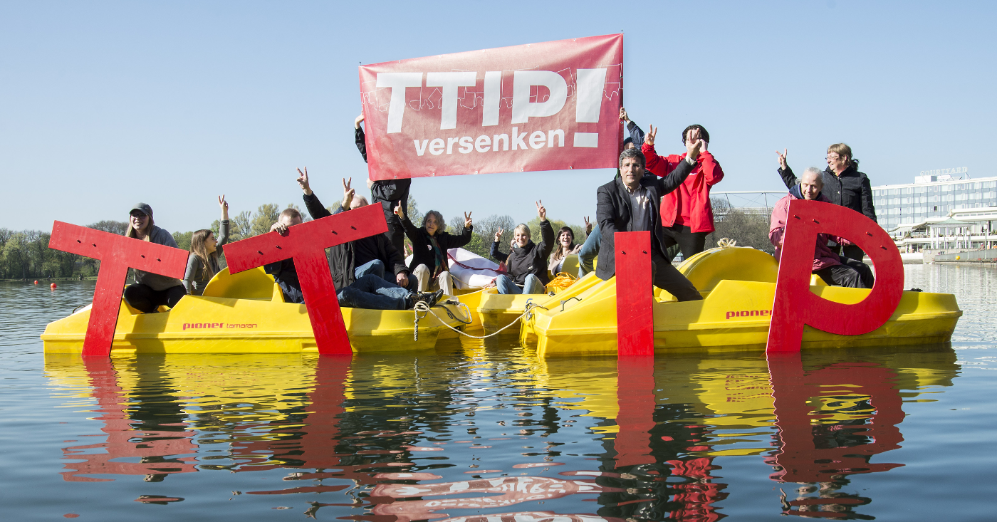 TTIP-Demo-Hannover 2016 / Campact e.V. [CC BY-ND 2.0]