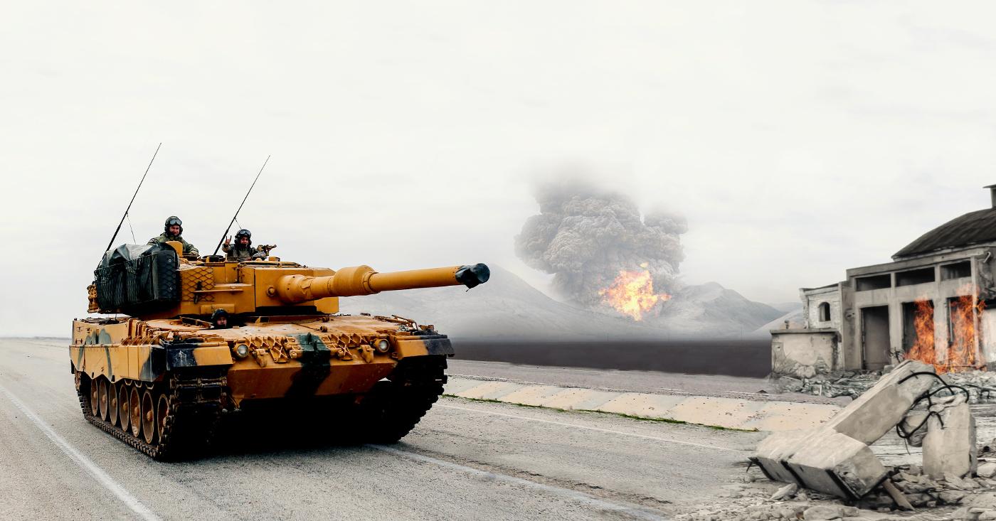 Keine Waffen an die Türkei. Campact startet einen Appell