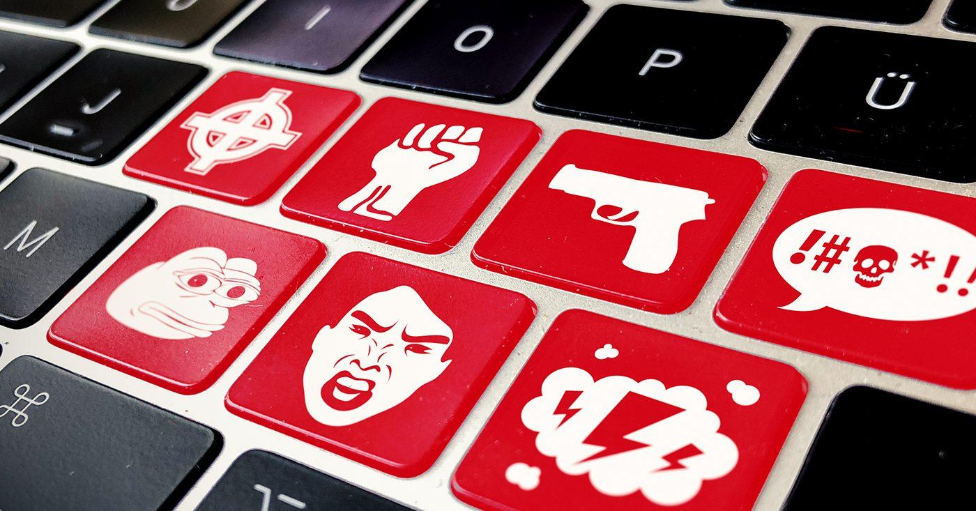 Hessen: Hate Speech im Netz stoppen. / Campact-Appell unterzeichnen