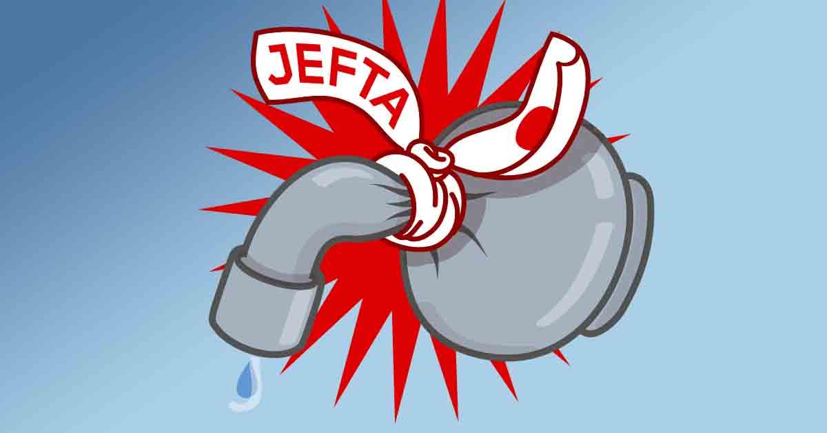 Jefta stoppen - Wasserprivatisierung verhindern. Jetzt Campact-Appell unterzeichnen