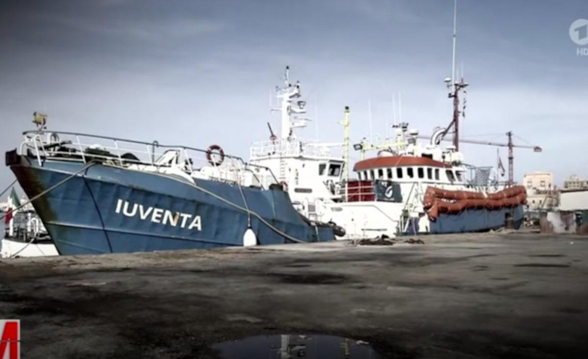 Videovorschau: Seenotrettung im Mittelmeer - Rettungsschiffe werden festgesetzt