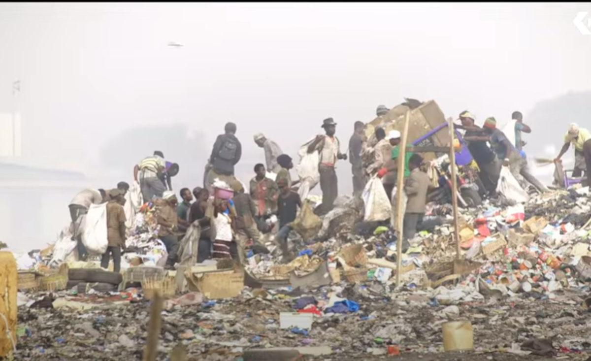 Videovorschau: Europas größte Müllhalde in Afrika.
