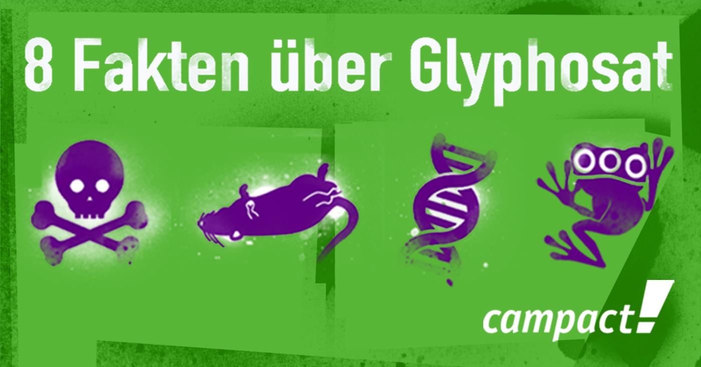 8 Fakten über Glyphosat-Vorschaubild