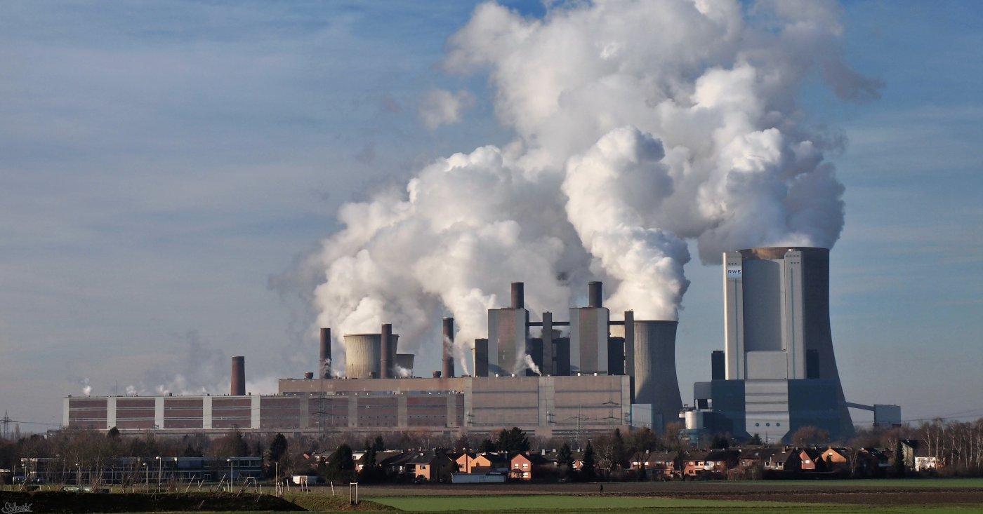 Grafik neues Kohlekraftwerk in NRW