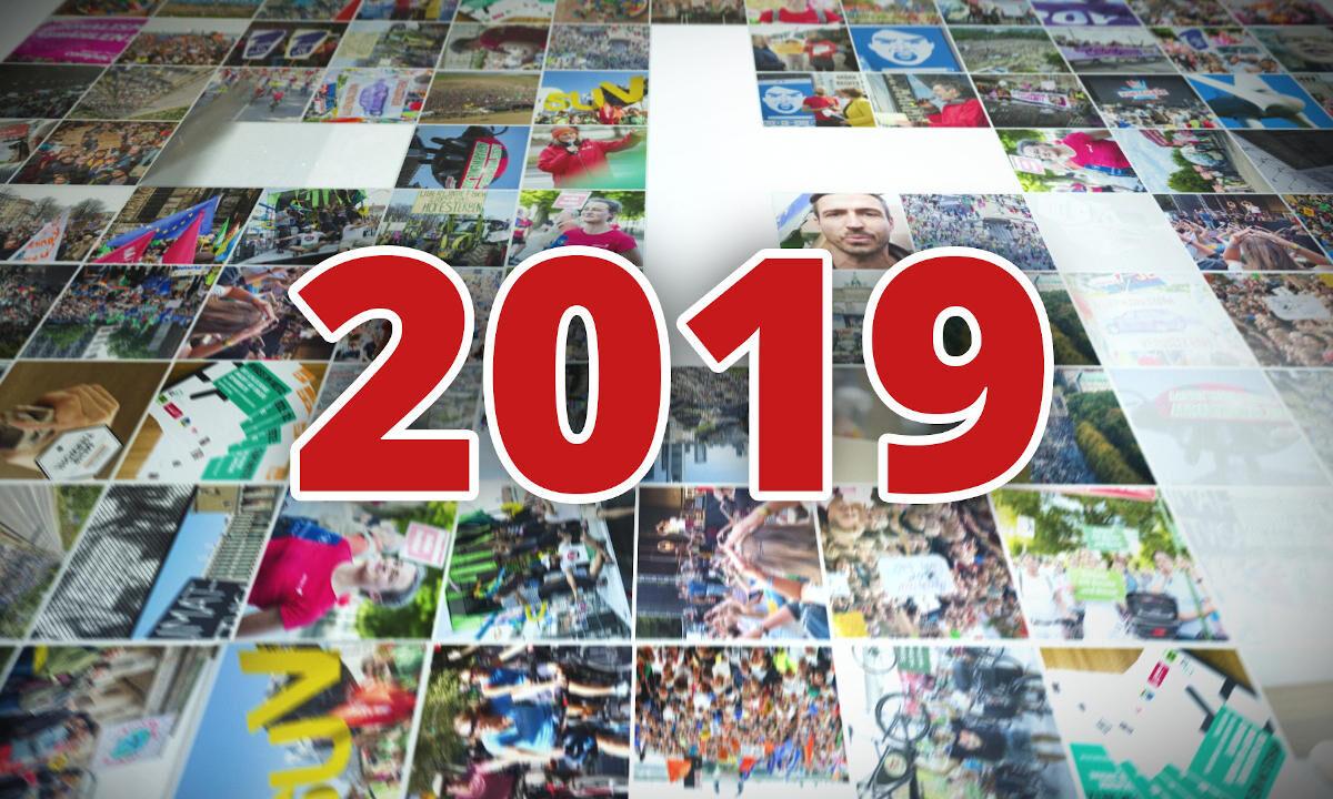 Gemeinsam mit Campact haben Sie 2019 Politik bewegt.