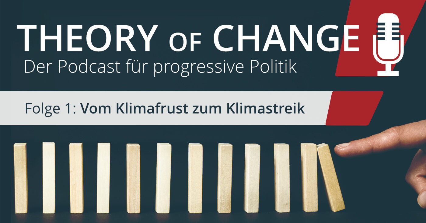 Campact-Podcast: Theory of Change - Vom Klimafrust zum Klimastreik