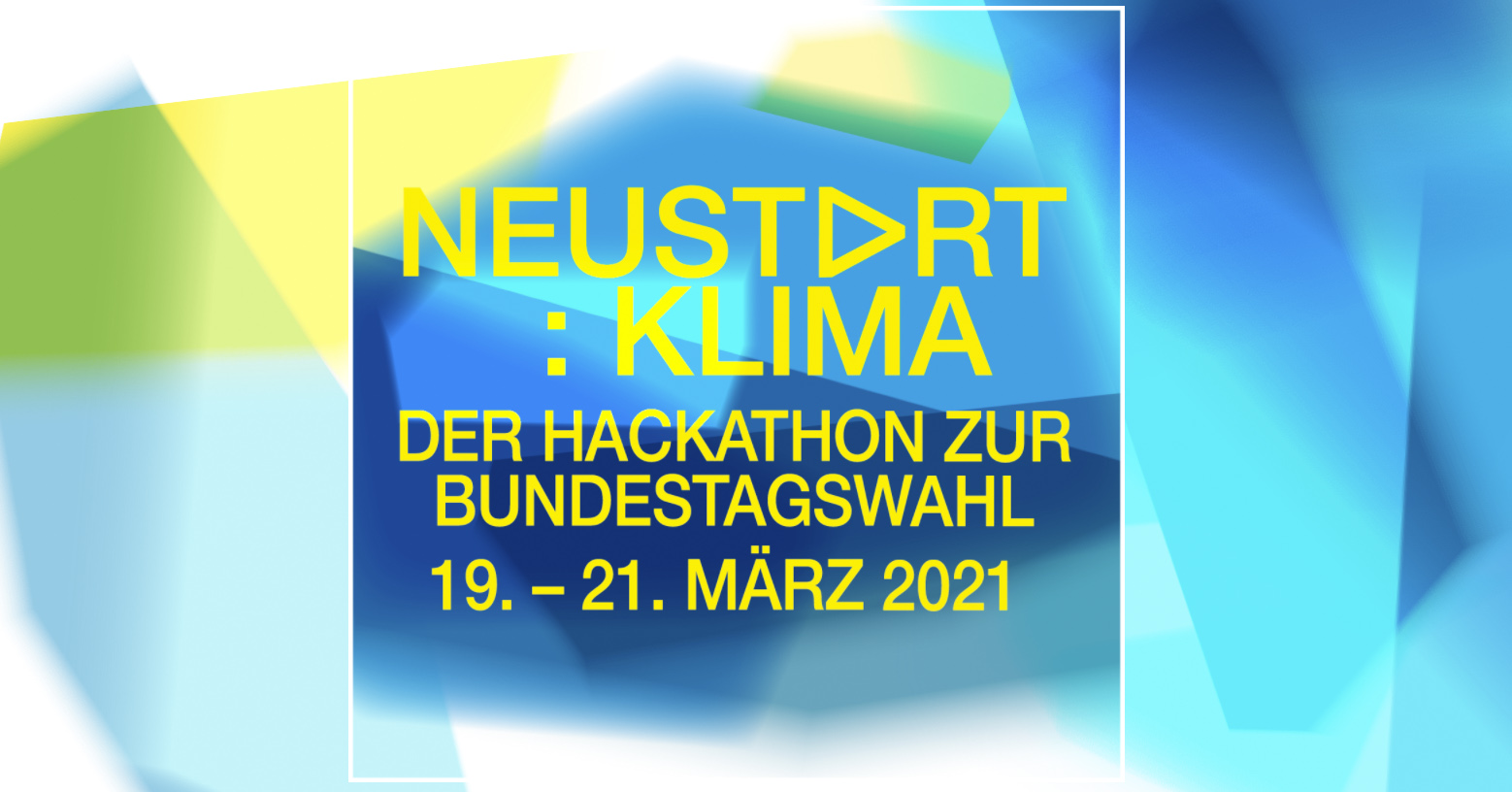 Neustart:Klima Der Hackathon zur Bundestagswahl