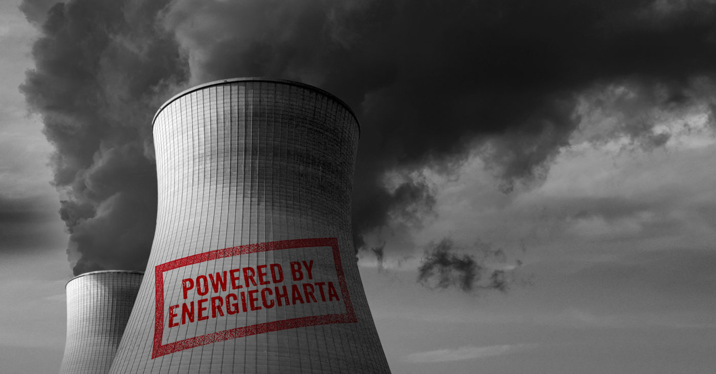 Energiecharta kündigen - Klimaschutz retten